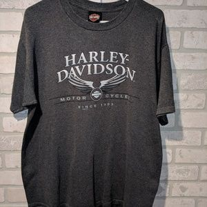 Harley Davidson graphic t shirt, XL